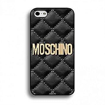 more photos 111d1 98aa1 Moschino iPhone 6 Plus/iPhone 6S Plus, Moschino Hard: Amazon.co.uk ...