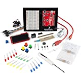 Sparkfun Inventor's Kit for Arduino - V3.2 with new Simon Says circuit experiment