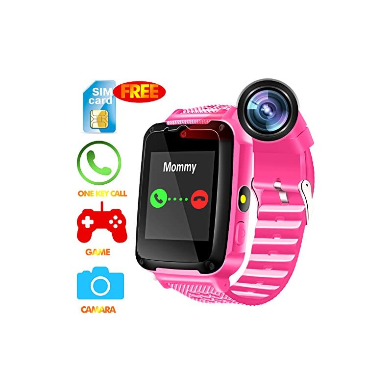 Kids Smart Watch Phone - [Speedtalk SIM