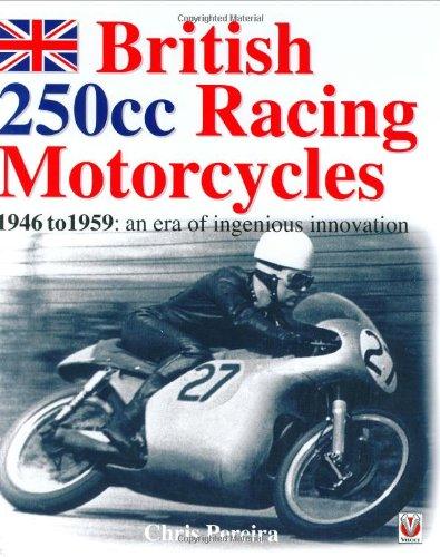 British 250 cc Racing Motorcycles