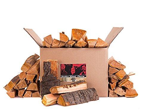 Axtschlag Smoker Wood Cherry Kirsche 10 kg, mehrfarbig