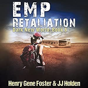 EMP Retaliation Audiobook