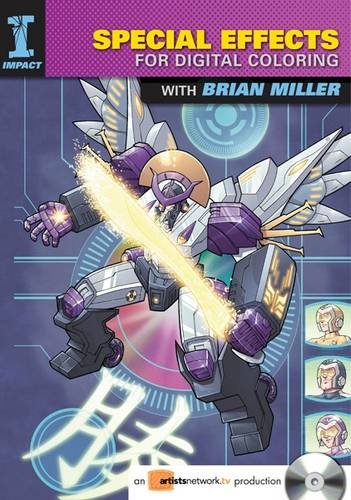 (Special Effects for Digital Coloring with Brian Miller)
