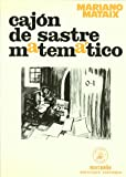 img - for Cajon de Sastre Matematico (Spanish Edition) book / textbook / text book