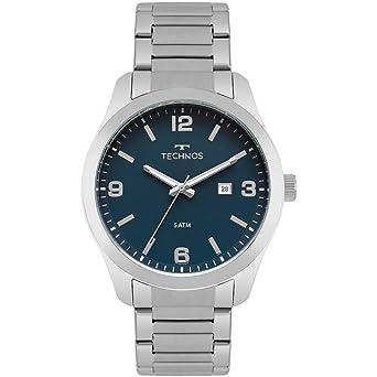 Relógio Technos Analógico Masculino 2115MPK 1A  Amazon.com.br ... 69f51e7a10
