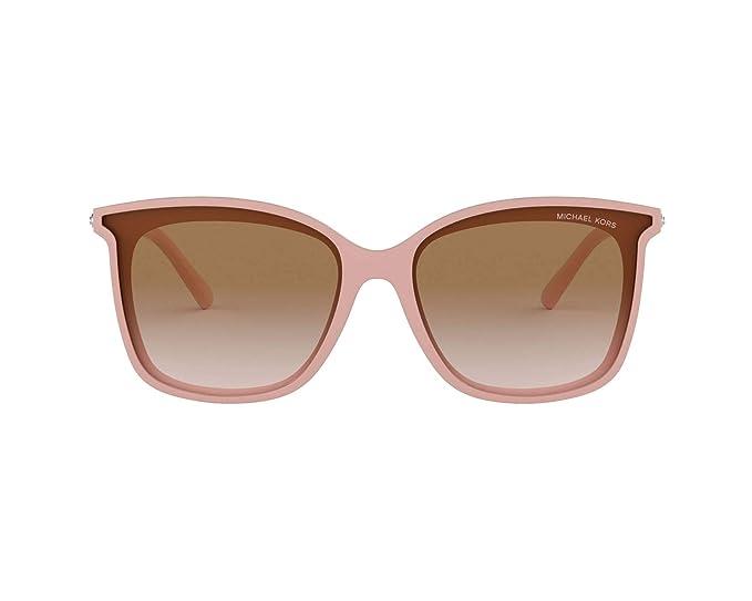 Michael Kors 0MK2079U, Gafas de Sol para Mujer, Rose Water, 61