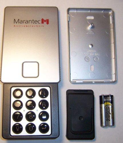 garage door keypad metal - 2