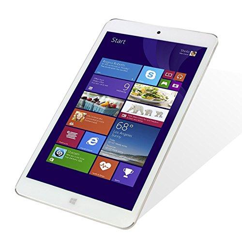 "Goldensky 2015 W8 8"" Quad Core Intel Windows Tablet Pc, Intel Baytrail-t Quad-core Z3735g 4x1.83ghz, Windows 8.1 & Free Office 365, 1280x800 IPS Full-angle Display, 1gb RAM 16gb Flash, Bluetooth 4.0, 2.0mp Dual Camera, Micro Hdmi"