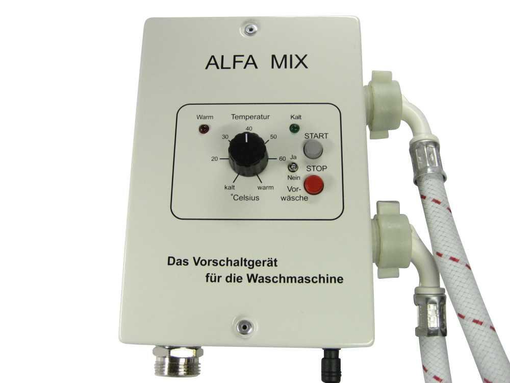 Lavadoras Balasto bajo control de Alfa Mix Incluye 2 Manguera ...