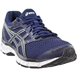 ASICS Men's Gel-Excite 4 Running Shoe, Blue/Black/Silver, 10 M US