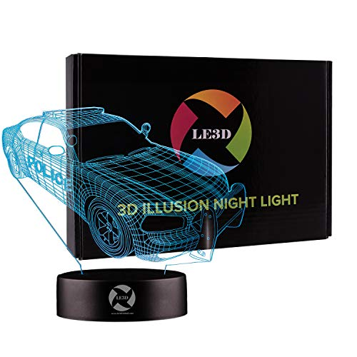 3 Led Colour Changing Night Light in US - 7