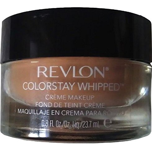 Revlon Color Stay Whipped Crème Makeup, Rich Ginger, 0.8 Fluid Ounce