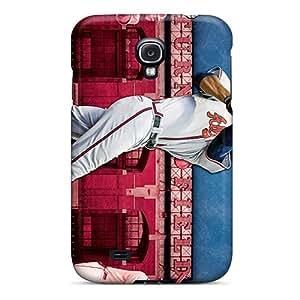 New Arrival Galaxy S4 Case Atlanta Braves Case Cover