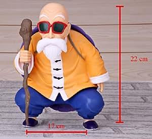 Figura Dragon Ball Z. Maestro Sennin. (Abuelo Tortuga