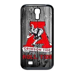 Samsung Galaxy S4 I9500 Phone Case Black Alabama Crimson Tide ZBC359293