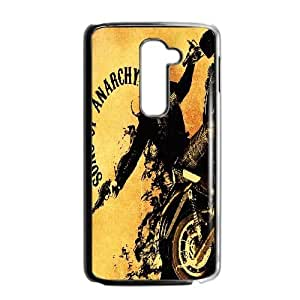 LG G2 Phone Case Black Sons Of Anarchy BWI1865956