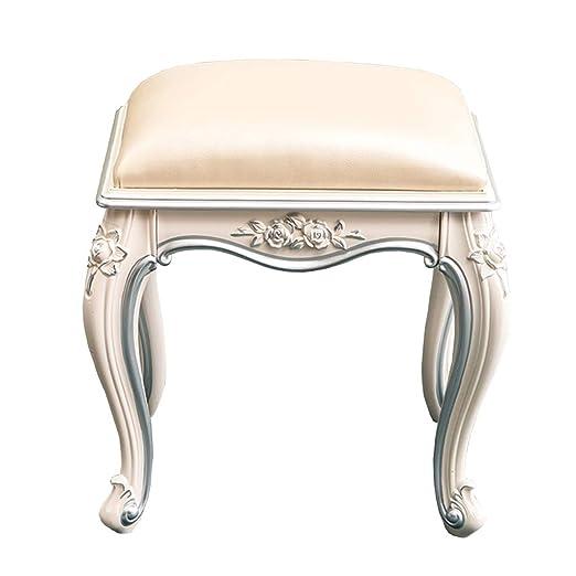 LIYIN-Makeup stool Taburete de tocador Taburete de Maquillaje ...