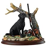 Border Fine Arts Classic Collection Black Game For More Sculpture by Border Fine Arts - Classic Collection