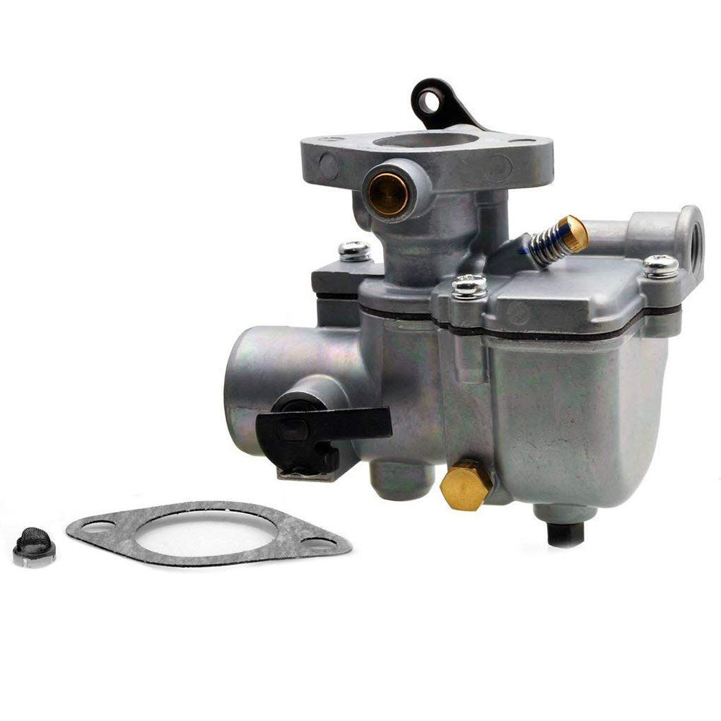 Four Carburetor Replacement for 251234R91 IH Farmall Tractor Cub 154 184 185 C60 251234R92 Carb Engine Accessories