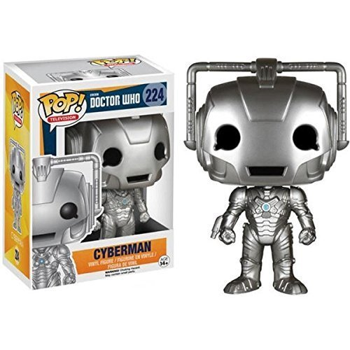 POP Doctor Who - Cyberman Vinyl Figure