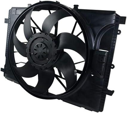 Motor del ventilador del radiador de refrigeración del motor OEM ...