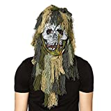 Costume Beautiful Swamp Zombie Mask