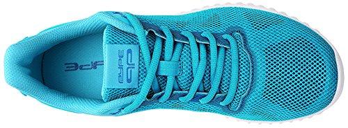 Size Geometric Shoes 5 Lady 8 PYPE US Blue Training Prints pX4n1q