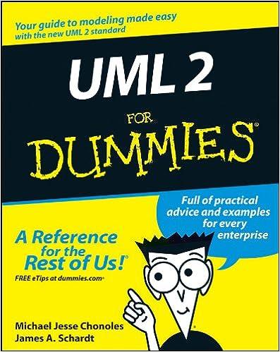 amazoncom uml 2 for dummies ebook michael jesse chonoles james a schardt kindle store - Bpmn For Dummies