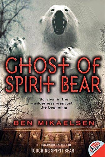 Ghost Spirit Bear Ben Mikaelsen product image