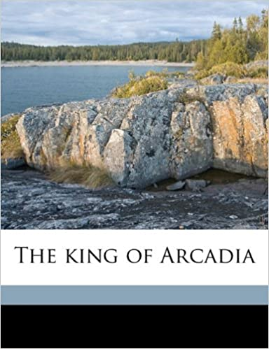 Book The king of Arcadia