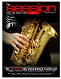 The Session for Eb Alto Saxophone with MP3s, Glenn Clarke, 1490314970