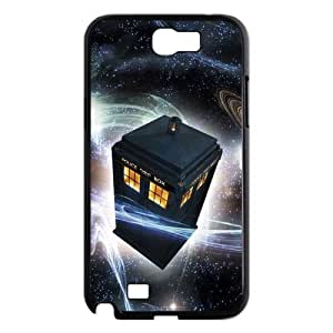 Custom Doctor Who Hard Back Cover Case for Samsung Galaxy Note 2 NT97