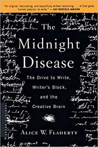 Amazon.com: The Midnight Disease: The Drive to Write, Writer's ...