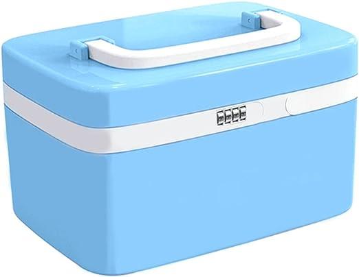 Caja de almacenamiento con cerradura de seguridad,cajas plasticas ...