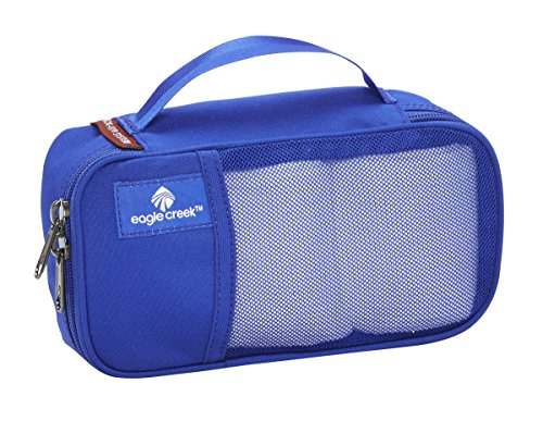 Eagle Creek Travel Gear Luggage Pack-it Quarter Cube, Blue Sea