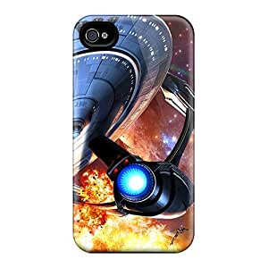 Premium Protection Star Trek Online Cases Covers For Iphone 6- Retail Packaging