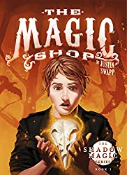 The Magic Shop - (The Shadow Magic Series - Book 1)