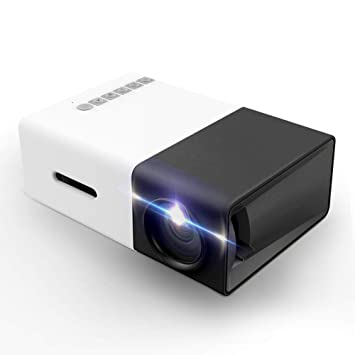 Proyector LoongSon Mini LED Portátil Proyector de Bolsillo para ...