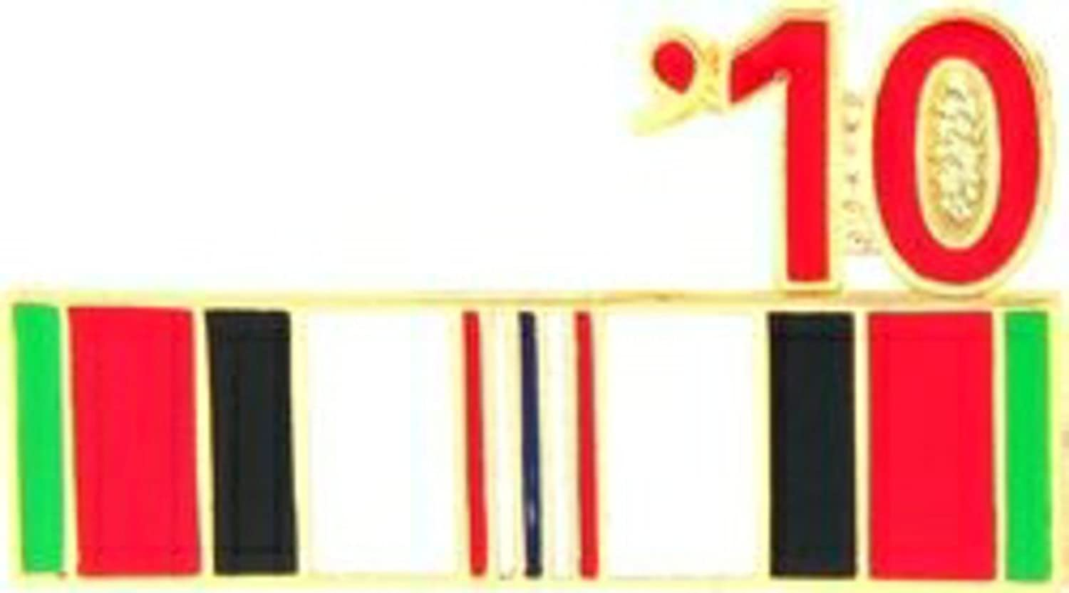 '10 Afghanistan Year Lapel Pin or Hat Pin
