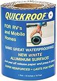 "Cofair WQR6 White 6""X35.5' Quick Roof Tape"