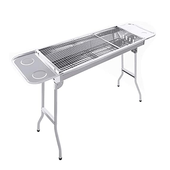Amazon.com: Barbecue Stainless Steel Grill Outdoor Stove ...