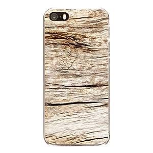 "Disagu Design Protective Case para Apple iPhone SE Funda Cover ""Holz No.1"""