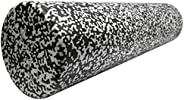 Round Foam Roller (36 inch/24 inch/18 inch/12 inch x 6 inch) - Tiiyar High-Density EPP Non-Slippy Foam Massage