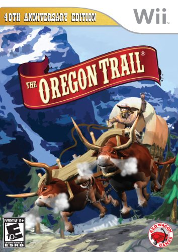 The Oregon Trail: 40th Anniversary Edition by SVG Distribution
