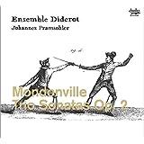 Mondonville: Trio Sonatas Opus