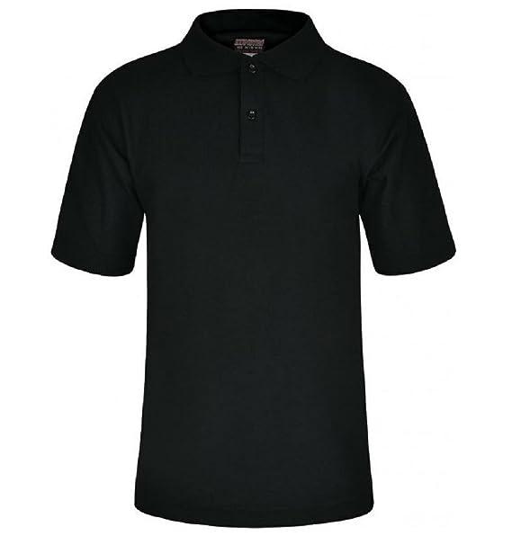 a2e6c11e5 Mischief Age 2-15 School Plain Polo Shirt Short Sleeve 15 Colours ...