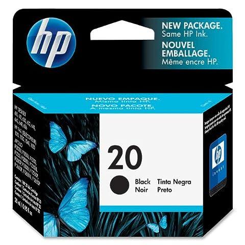 HP 20 Black Original Ink Cartridge (C6614D) DISCONTINUED BY MANUFACTURER (74xl Hp Ink)