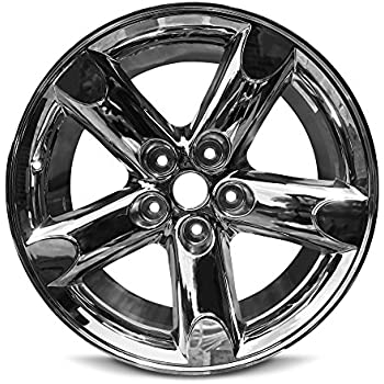 Amazon Com Helo He835 Gloss Black Machined Wheel