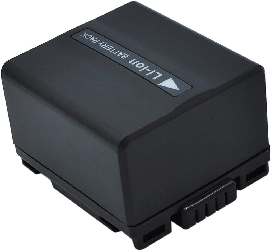 DZ-MV550A LCD Dual Quick Battery Charger for Hitachi DZ-MV350A DZ-MV380A DZ-MV580A Camcorder