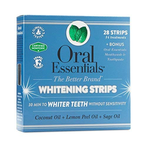 Oral Essentials Sensitivity Formulated Clinically product image